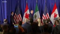 """""""Con pie derecho"""", AMLO y Trump inician relación binacional"""
