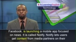 Facebook Launches Mobile News App