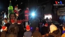 Şam'da 5 Yıl Sonra Noel ve Yeni Yıl