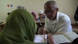 Liputan Ramadan: Hanafi Amin, Guru Mengaji di Alexandria, Virginia