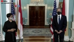 Dialog Strategis Indonesia-AS dan Kerjasama Penanggulangan Covid