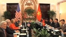 美国务卿克林顿的亚洲之行与中美关系