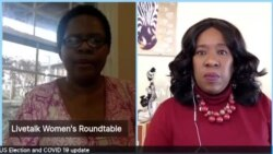 Livetalk: Women's RoundTable, November 19, 2020