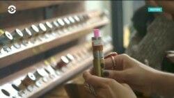 «Вейпинг здоровым не бывает»: американские власти объявили войну электронным сигаретам