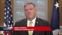 Pompeo: Preporučio sam uklanjanje inspektora State Departmenta, ali ne iz odmazde