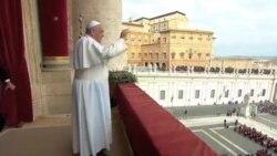 پاپ حملات داعش به اقلیت های مذهبی را محکوم کرد