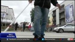 Të verbërit në Kosovë