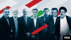 کاندیداهای انتخابات ۱۴۰۰ | Iran election candidates
