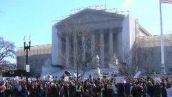 Washington: rasprava o pitanju braka osoba istog spola