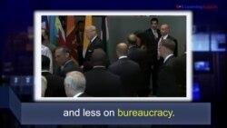 Học từ vựng qua bản tin ngắn: Bureaucracy (VOA)
