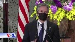 Ngoại trưởng Mỹ cảnh cáo TQ chớ 'uy hiếp và hung hãn'