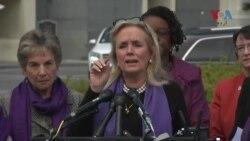 امریکہ میں خواتین کے خلاف گھریلو تشدد کا قانون