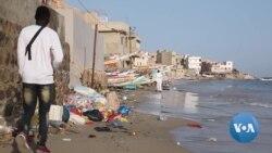 Senegal batalha contra o plástico