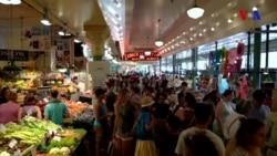 "Sietlın ""Pike Place Market""i"