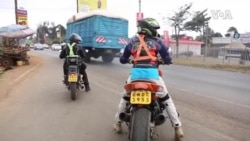 Motorbike Club Gives Power to Kenyan Women