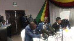 Former Zanu PF Lawmaker Breaks Down in Kgalema Mothlanthe Commission Hearing