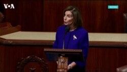 Палата представителей поддержала ограничение военной власти Трампа