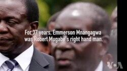 Who is Emmerson Dambudzo Mnangagwa?