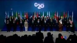 2014-11-16 美國之音視頻新聞: G20峰會閉幕承諾刺激全球經濟增長