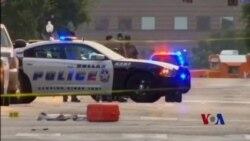川普与警察工会商讨降低城市犯罪率