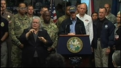 Florida Gov Rick Scott on Hurricane Matthew Concerns