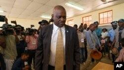 Rais wa Botswana Mokgweetsi Masisi
