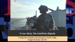 Học từ vựng qua bản tin ngắn: Maritime (VOA)