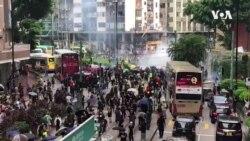 香港人通过购物表达政治立场
