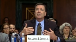 Comey: 'Makes Me Mildly Nauseous' That FBI Had An Impact on Election