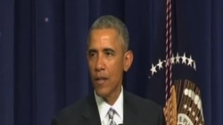"""奧巴馬要求宗教領袖揭露""""極端主義的虛假承諾"""""""