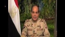 埃及陸軍統領塞西辭去軍職 競選總統