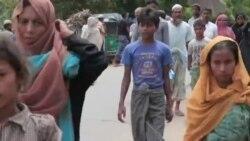 বাংলাদেশে আশ্রয় নেয়া রোহিঙ্গাদের জীবনযাপন