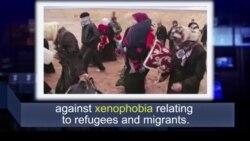 Học từ vựng qua bản tin ngắn: Xenophobia (VOA)