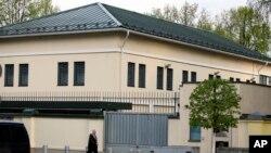 Посольство США в Білорусі