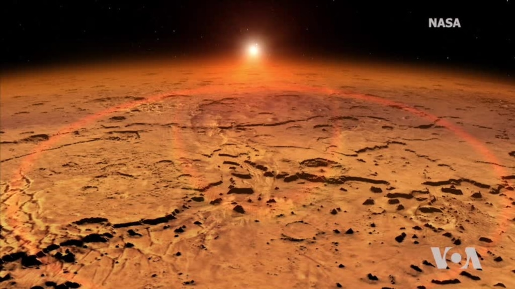 water on mars essay