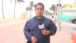 Con fuerza mortal, huracán Matthew se acerca a Florida