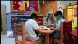کوئٹہ میں بچوں کی لائبریری
