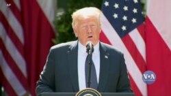 Президент Трамп погрожує заблокувати оборонний бюджет США. Відео