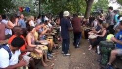 Sunday Drum Cirle, Padukan Tradisi Mistik dalam Musik