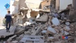 2016-11-21 美國之音視頻新聞: 敘利亞拒絕聯合國關於停止空襲阿勒頗的建議