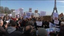 راهپیمایی با درخواست وضع قوانین شدیدتر برای کنترل سلاح در سراسر جهان