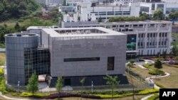 Lembaga penelitian virus di Wuhan, China (foto: ilustrasi).