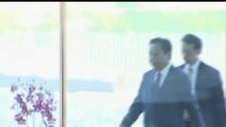 2012-11-07 美國之音視頻新聞: 中日兩國向奧巴馬表示祝賀
