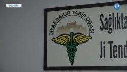 """Sağlık Örgütlerinden Uyarı: """"Diyarbakır Alarm Veriyor"""""""