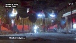 Islamic State Suicide Bomber Turns Kurdish Wedding Into Massacre