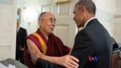 奧巴馬會晤達賴喇嘛 中國稱干涉內政