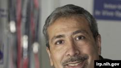 دکتر امیرحسین گنجبخش، رئیس بخش بیوفتونیک انستیتوی ملی بهداشت آمریکا