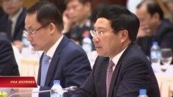 Đặc sứ cấp cao TQ thăm VN trong lúc căng thẳng trên biển Đông gia tăng