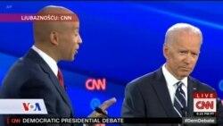 Demokratska predsjednička debata - Druga runda