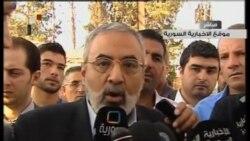敘利亞政府稱恐怖份子襲擊電視台